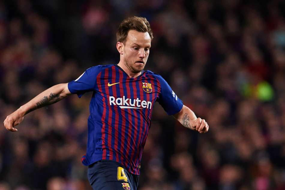 Rakitic Roberto Passed Fit For Barcelona V Man Utd Tie