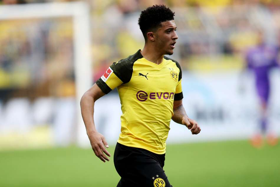 Watzke No Bids Tabled For Sancho Borussia Dortmund