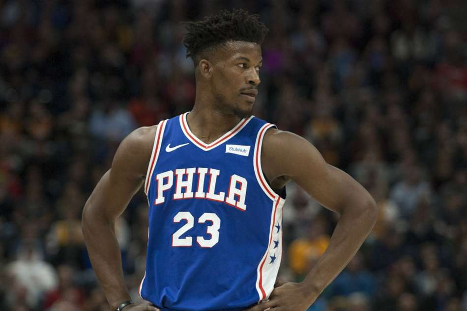Nba Playoffs 2019 76ers Jimmy Butler Nets Jared Dudley Fined Game 4 Brawl