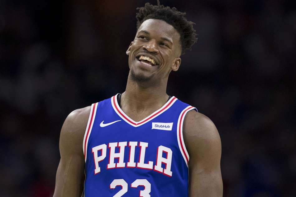Brown Hails Stud Butler After 76ers Level Series
