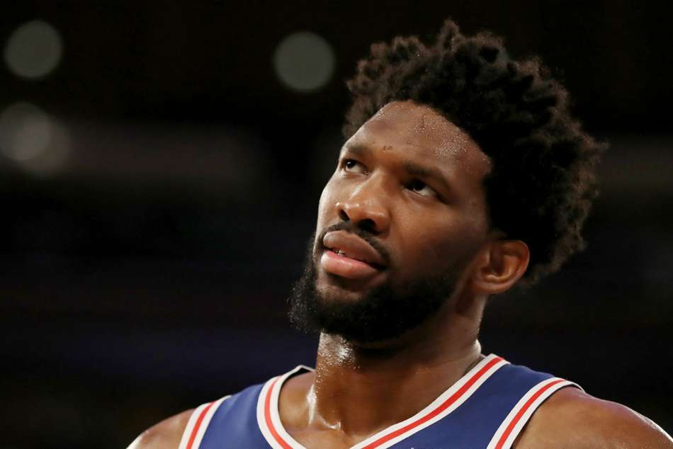 Joel Embiid Injury Update 76ers Star Knee Questionable Game 2 Vs Nets