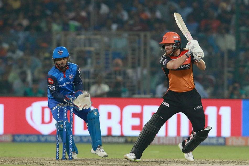 Ipl 2019 Delhi Capitals Vs Sunrisers Hyderabad Live Updates