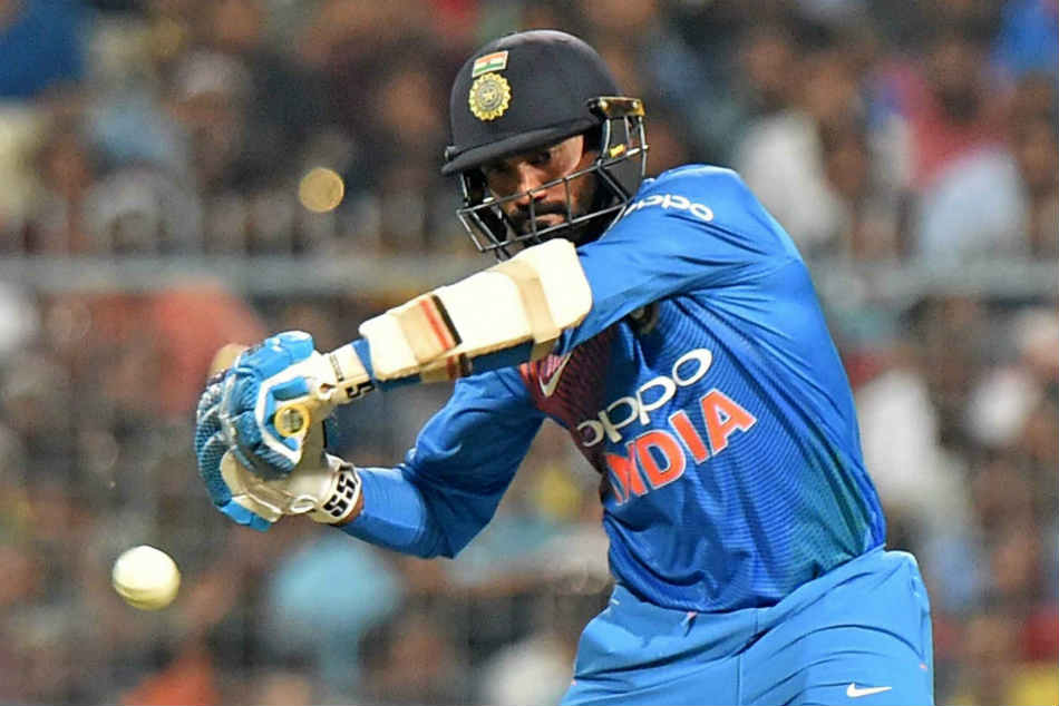 Selection to Indias World Cup squad is a dream come true for Dinesh Karthik