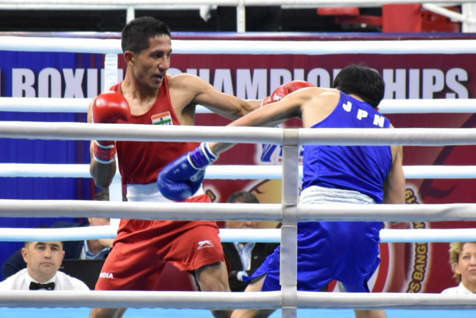 Asian Boxing Championships 2019: Kavinder Bisht upstages world champ Kairat Yeraliyev to enter semis