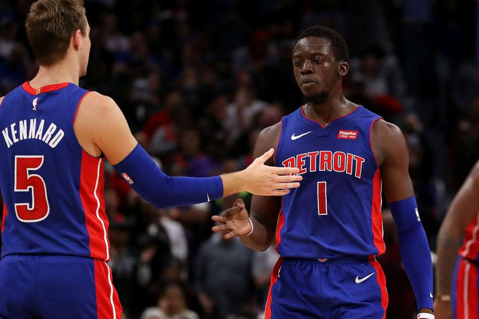 Nba Wrap Pistons Clinch Final Playoff Spot With Big Win Over Knicksnb