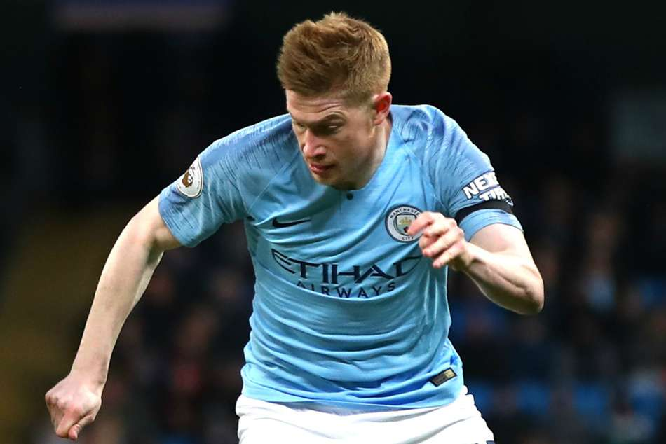 Kevin De Bruyne Reconciled To Limitations