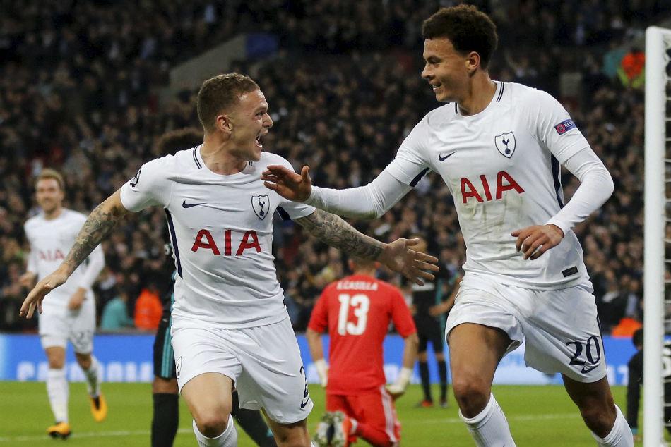 Tottenham Demand Big Money For Napoli Target Kieran Trippier
