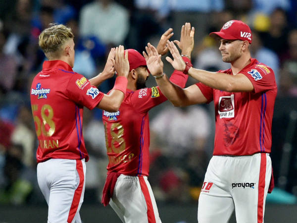 2. Kings XI Punjab