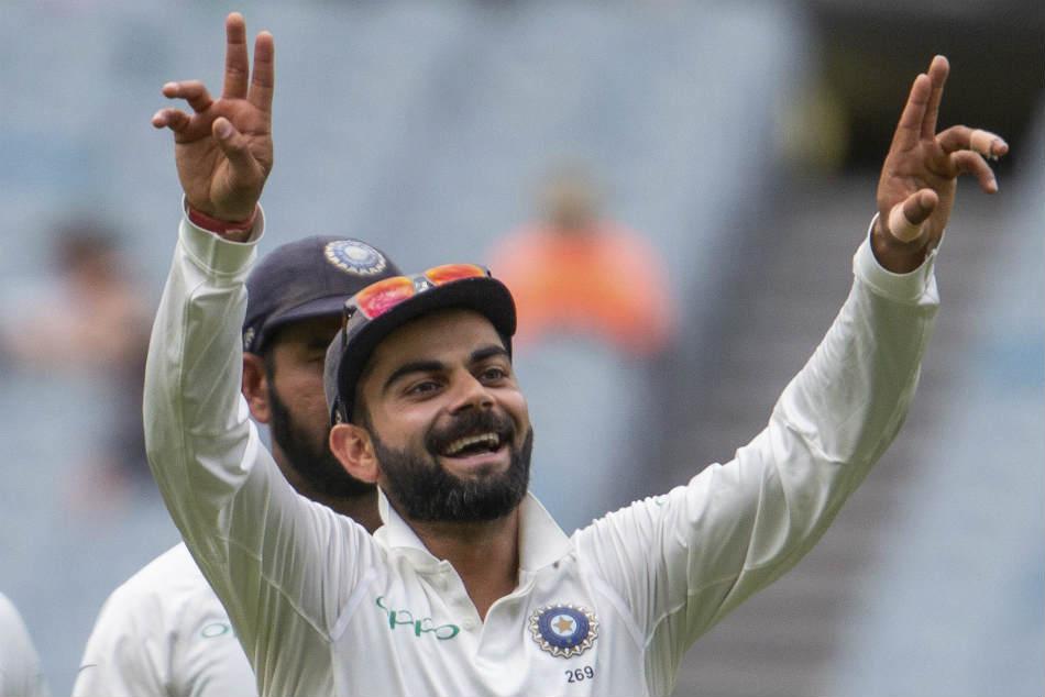 Kohli Mandhana Bag Wisden Leading Cricketer Of The Year Award