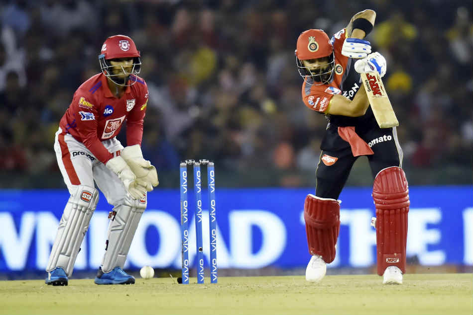 Virat Kohli made a fifty to power RCB