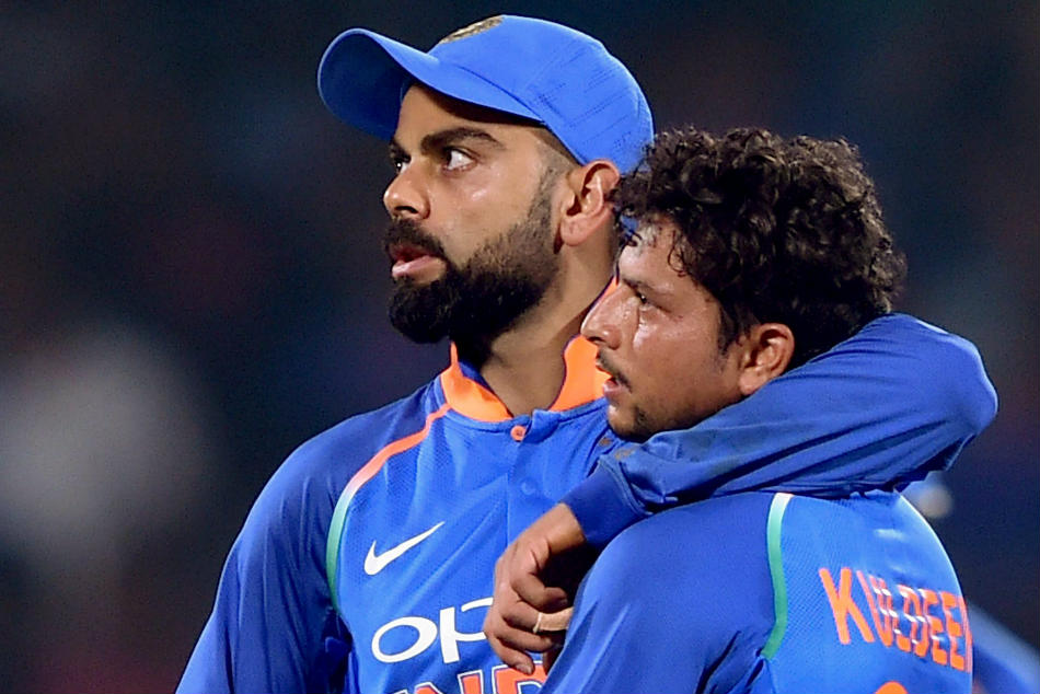 Kohli Has Different Kind Of Hunger When He Plays For India Kuldeep Yadav