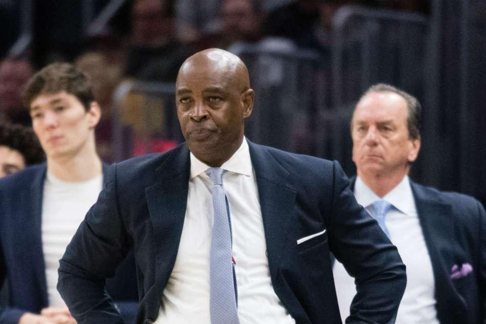 Cavaliers Coach Larry Drew Mutually Part Ways Nba