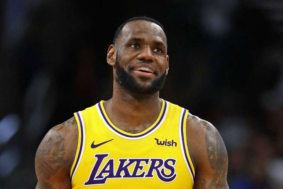 Lebron James Lakers Top The Nba In Jersey Sales