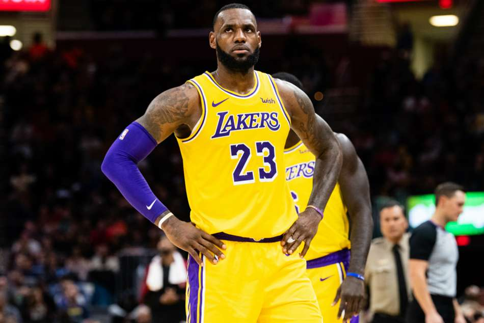 Steve Kerr Disappointed Lebron James Missing Playoffs Lakers