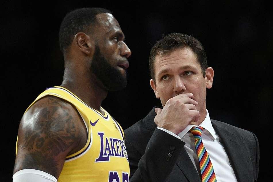 Los Angeles Lakers Luke Walton Exit Tyronn Lue Now Frontrunner For Job