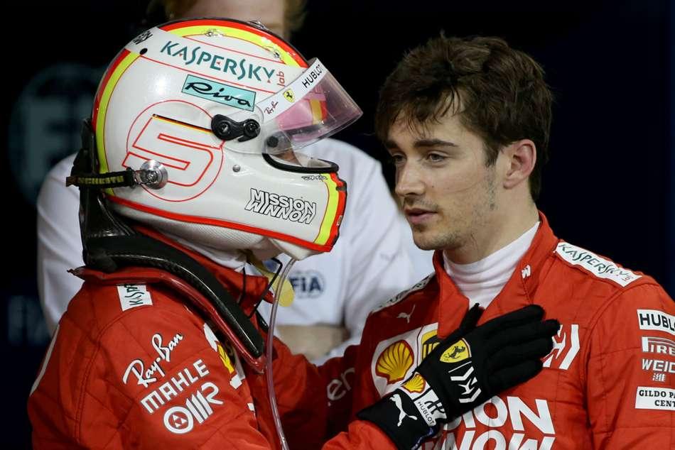 F1 Raceweek Vettel Hoping Fortune Favours Ferrari In 1000th Race