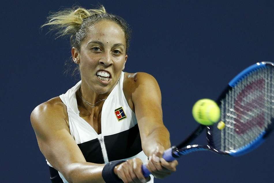Madison Keys Beats Caroline Wozniacki Wta Charleston Finals