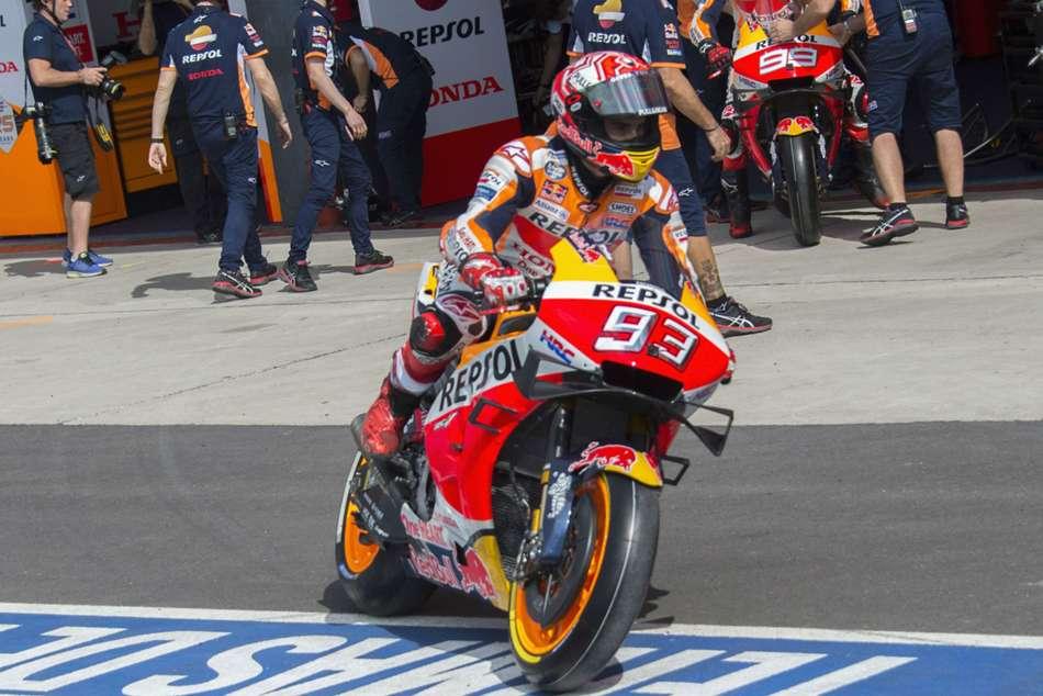 Motogp Raceweek Marquez Eyes Seventh Heaven In Austin Grand Prix The Americas In Numbers