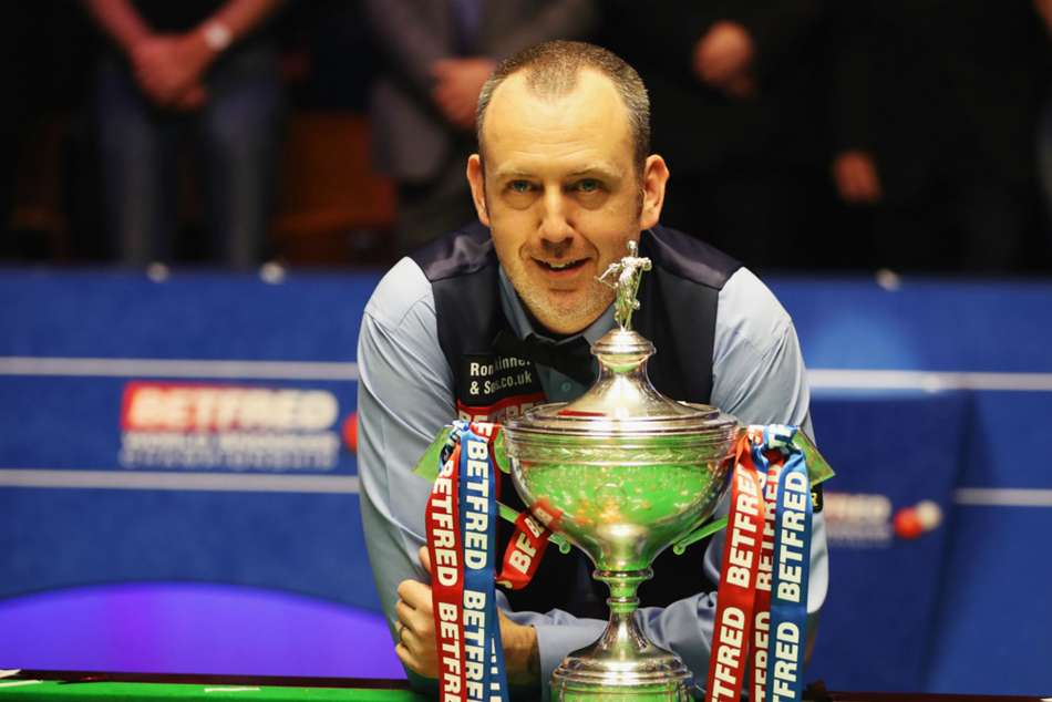 Mark Williams World Championship Hospital Chest Pains