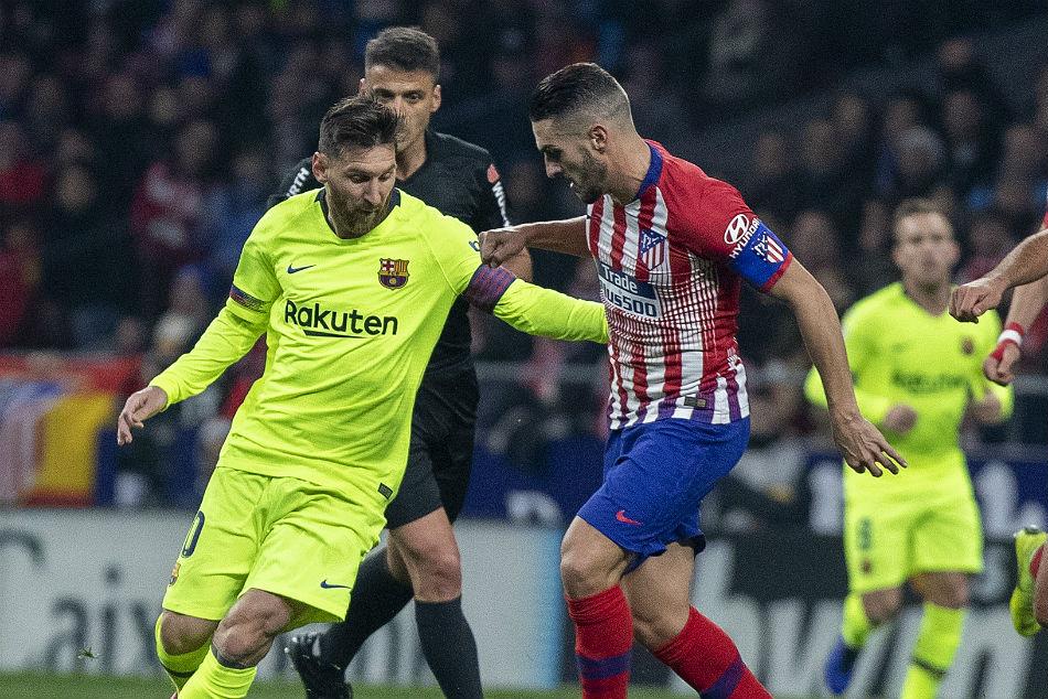 Title Race Drama At Camp Nou To Be Highlight Of La Liga Week