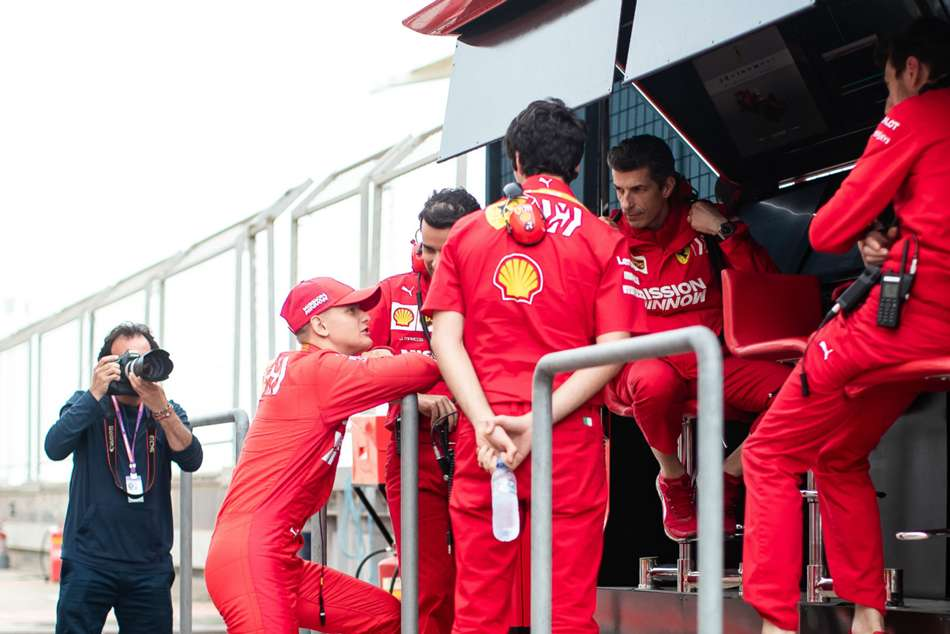 Mick Schumacher Can Be Formula One World Champion Max Mosley