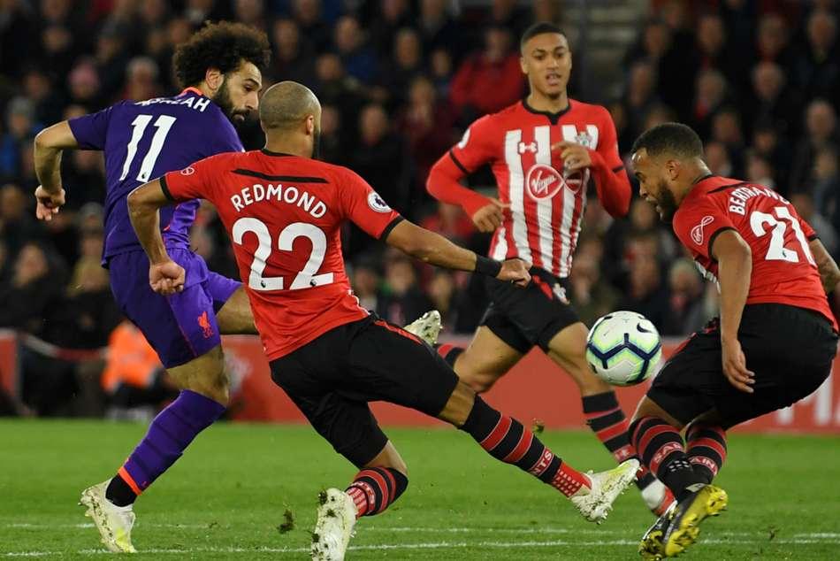 Klopp Salah Finish Was World Class Liverpool Premier League