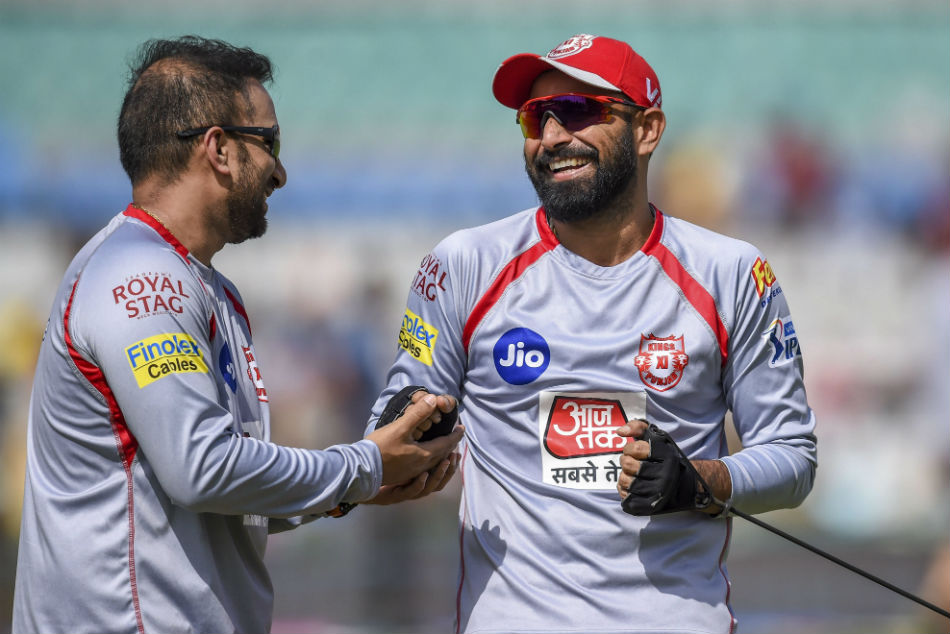 Ipl 2019 Better Body Composition Helping Mohammed Shami Remain Injury Free Kxip Physio