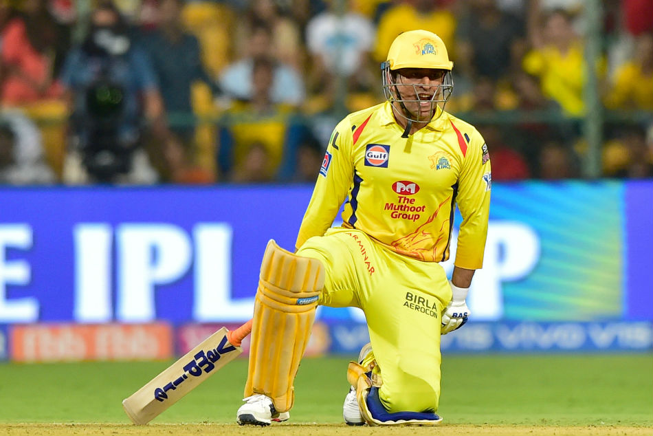 CSK captain MS Dhonis superb 48-ball-84 went in vain