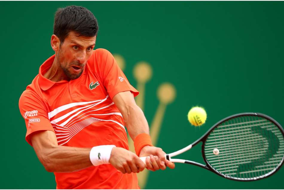 Djokovic Breezes Through In Blustery Monte Carlo