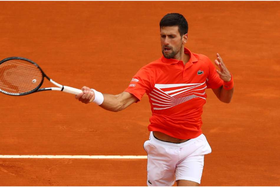 Off Colour Djokovic Scrapes Past Indian Wells Foe Kohlschreiber