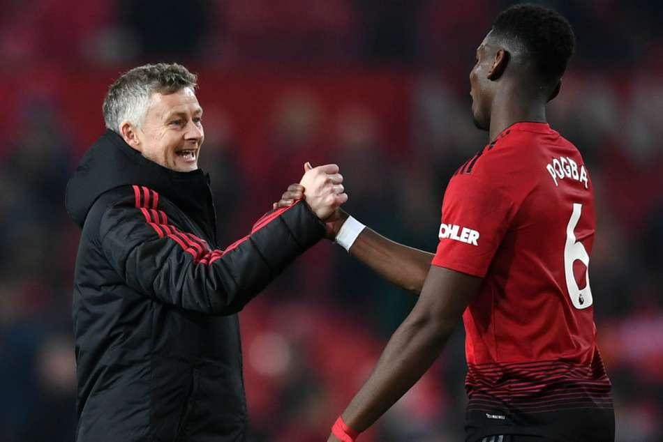 Solskjaer Paul Pogba Issue Manchester United