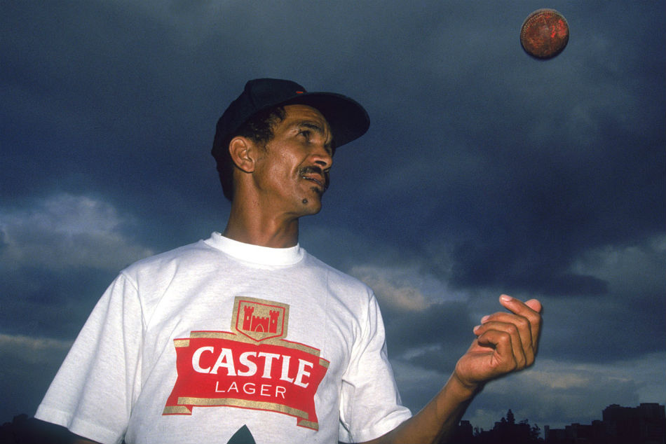 World Cup flashbacks: Non-white Omar Henry played for South Africa in WC 1992 even before he voted in his own country