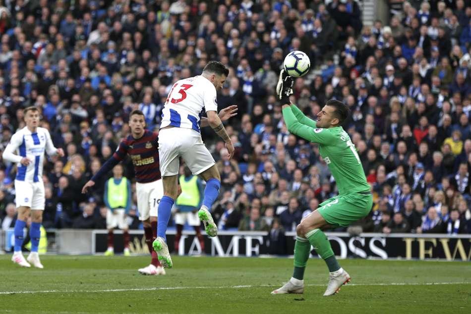 Premier League Report Brighton And Hove Albion Newcastle United