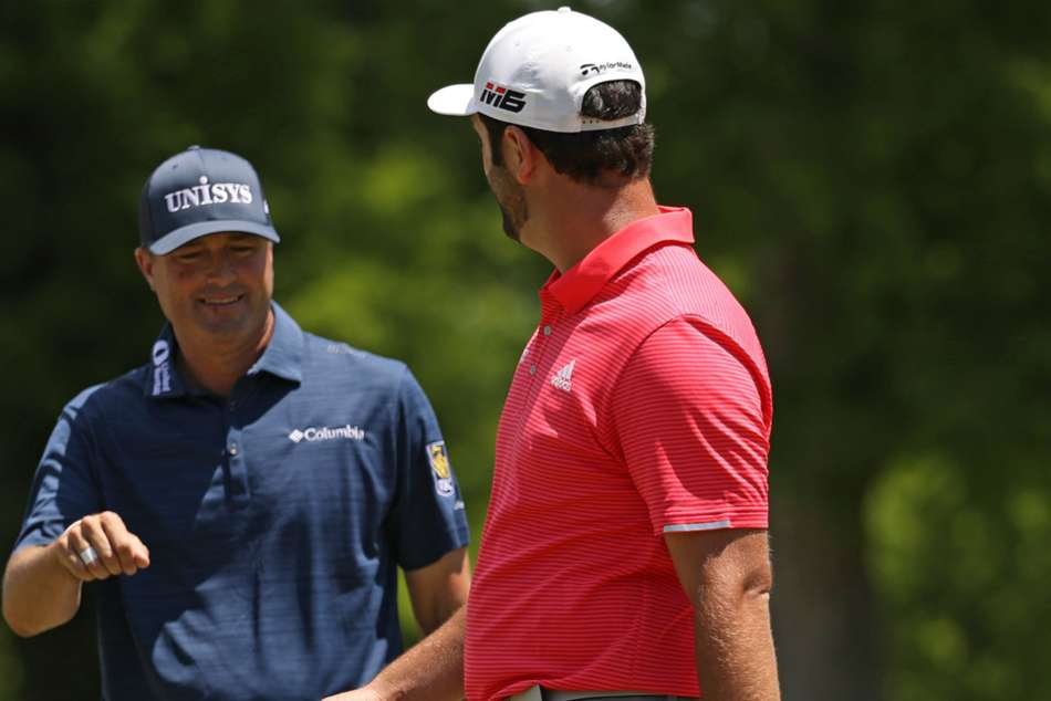 Zurich Classic Of New Orleans Jon Rahm Ryan Palmer Comfortably Win Team Event