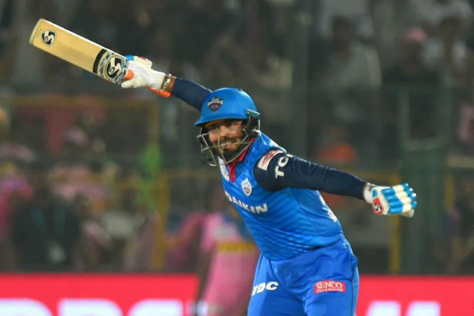 Ipl 2019 Rajasthan Royals Vs Delhi Capitals Highlights Pant Sends Dc Top Despite Rahane Hundred