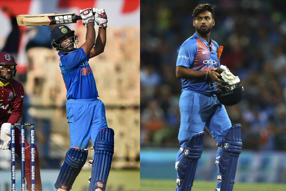 Ambati Rayudu and Rishabh Pant on Indias stand-by list for the World Cup