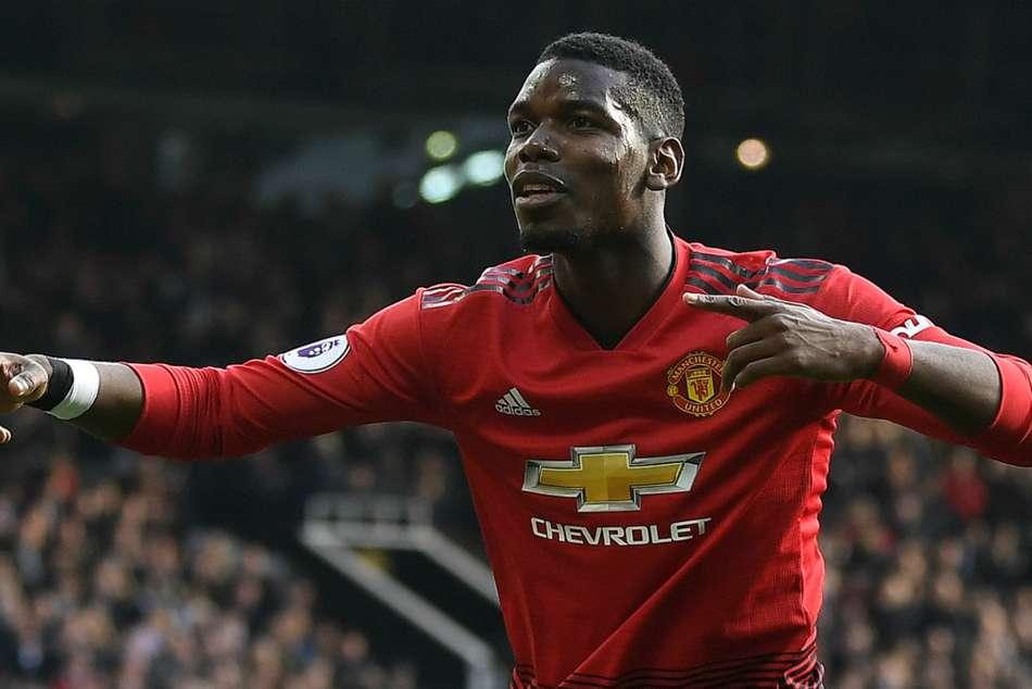 Manchester United 2 West Ham 1 Premier League Match Report Paul Pogba