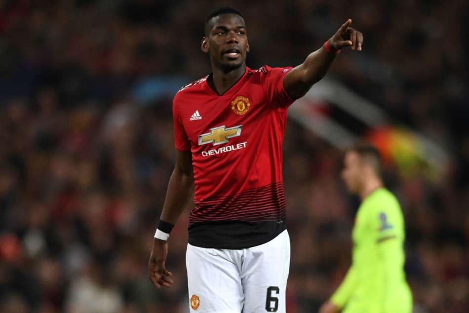 Pogba Manchester United Real Madrid Solskjaer