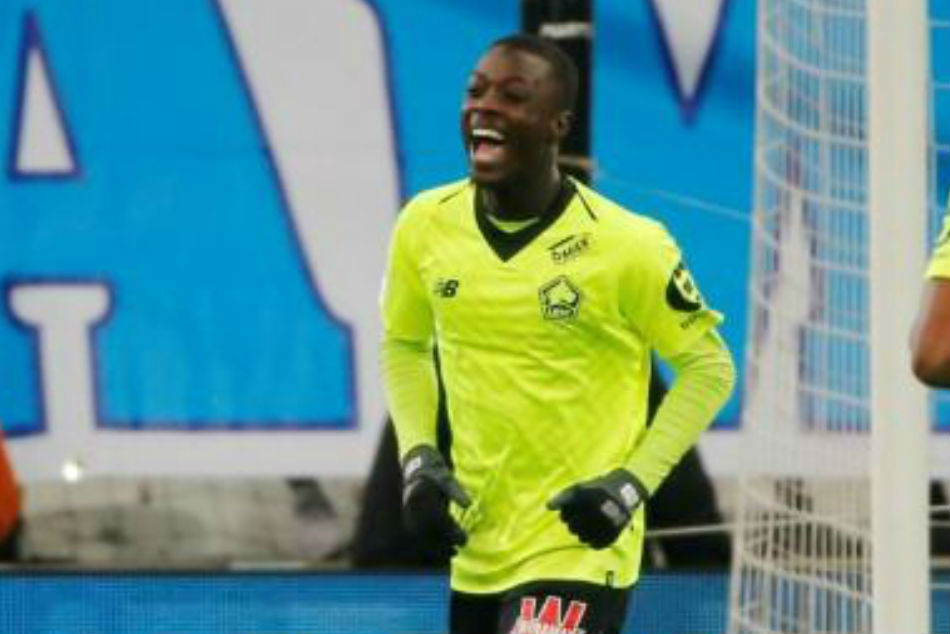 Bayern Munich In Pole Position To Sign Nicolas Pepe
