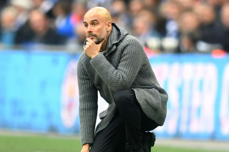 Guardiola Manchester City Quadruple Impossible