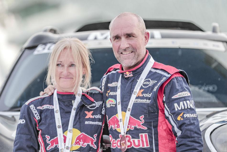 Abu Dhabi Desert Challenge Dominated By Dakar Champions