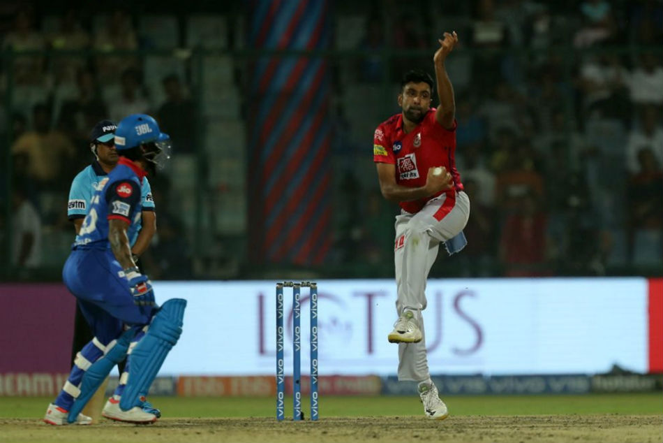 Ashwin Fined For Slow Over Rate Against Delhi Capitals