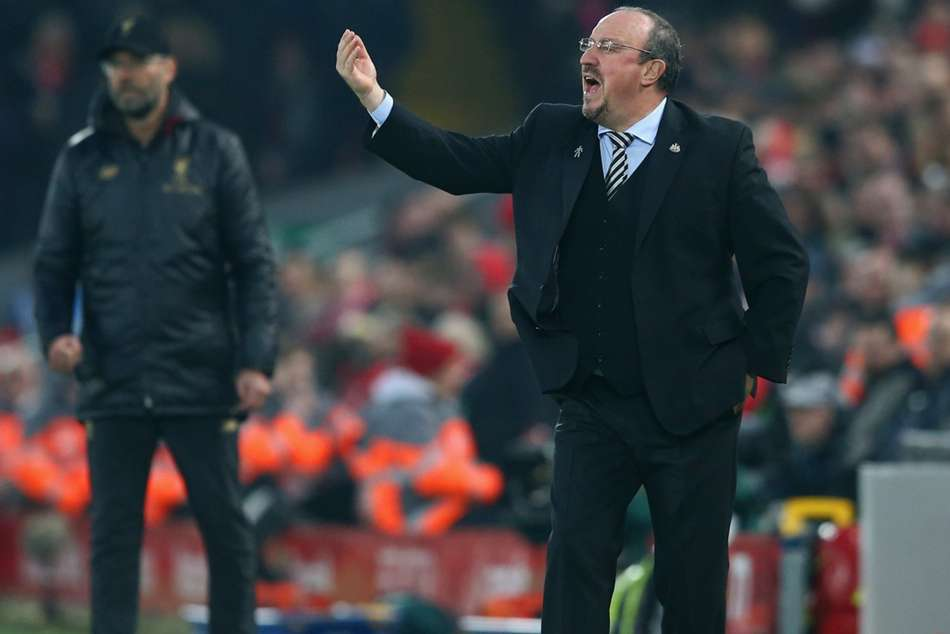 Liverpool News Benitez Not Planning Newcastle Favour