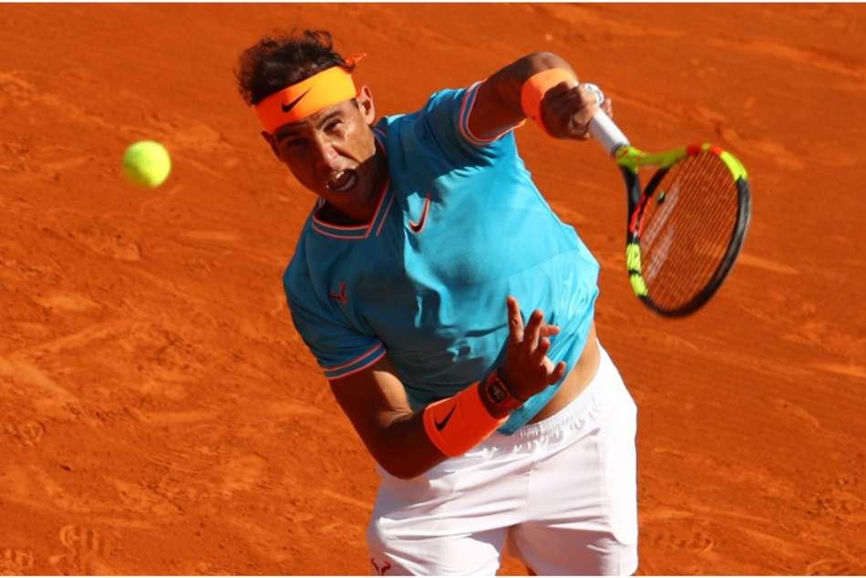Stylish Nadal Breezes Past Bautista Agut In Monte Carlo Open