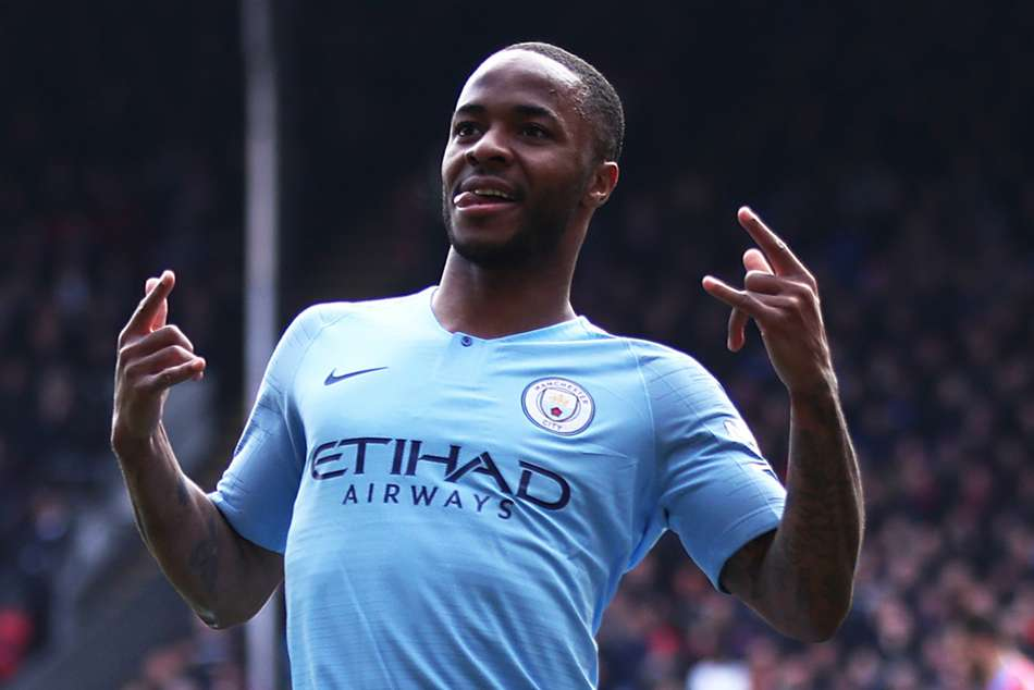 Raheem Sterling claimed the FWA Footballer of the Year and PFA Young Player of the Year awards