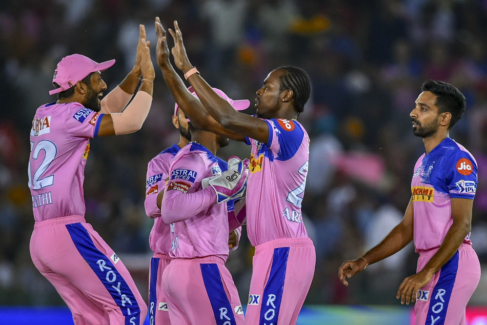 Rajasthan Royals suffered their sixth loss of the season
