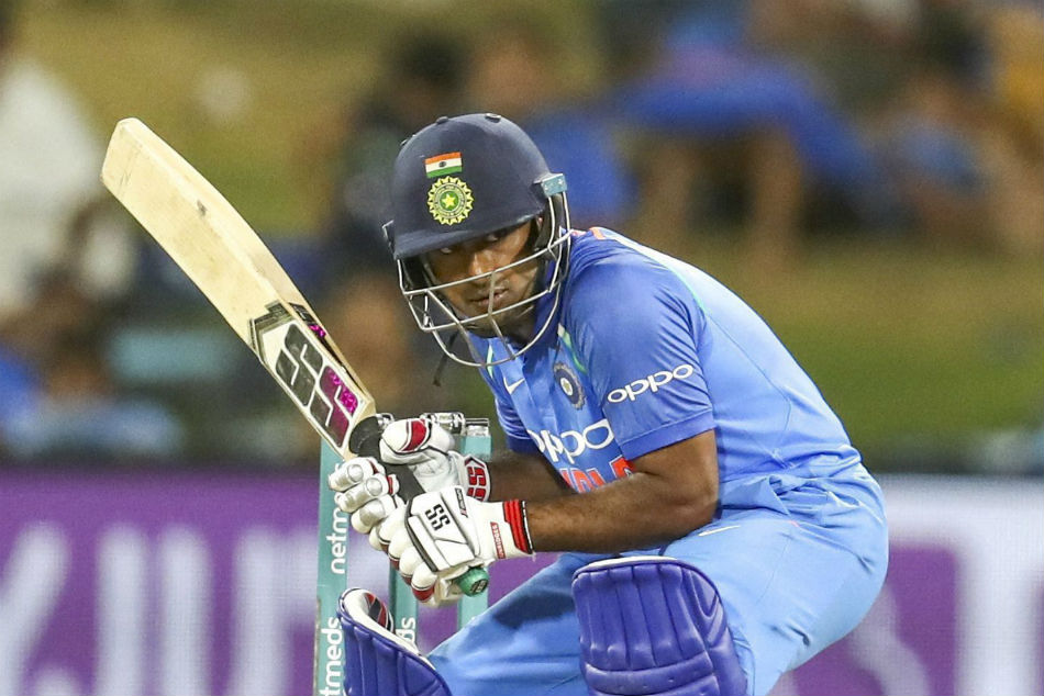 Rayudu Could Have Learnt From Vvs Laxman