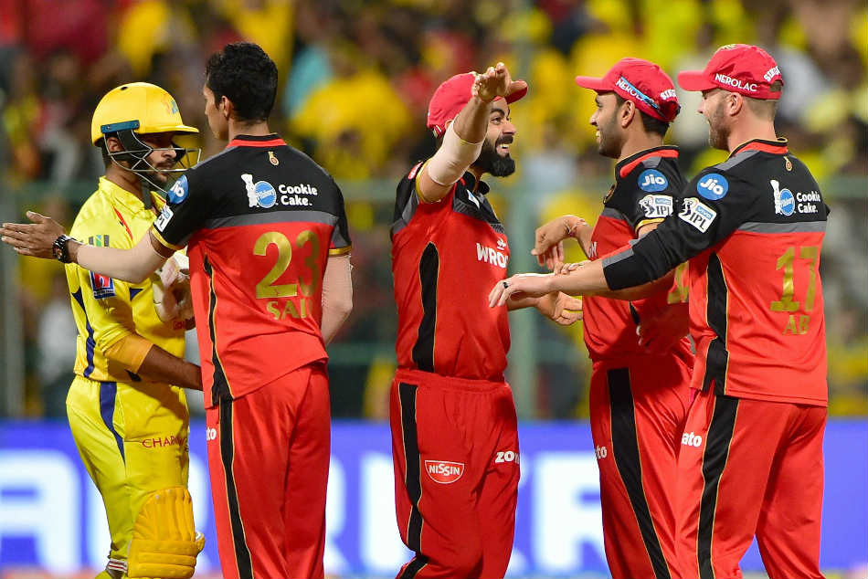 Ipl 2019 Rcb Vs Csk Dhoni S Show Goes In Vain As Bangalore Clinch 1 Run Thriller Against Chennai