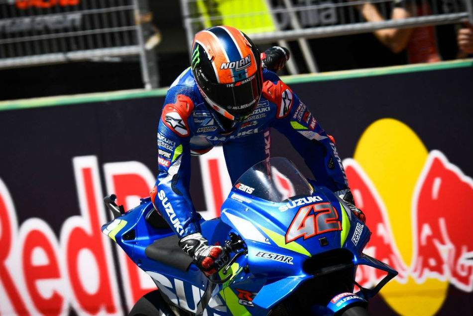 Motogp Analysis How Rins Registered His First Victory