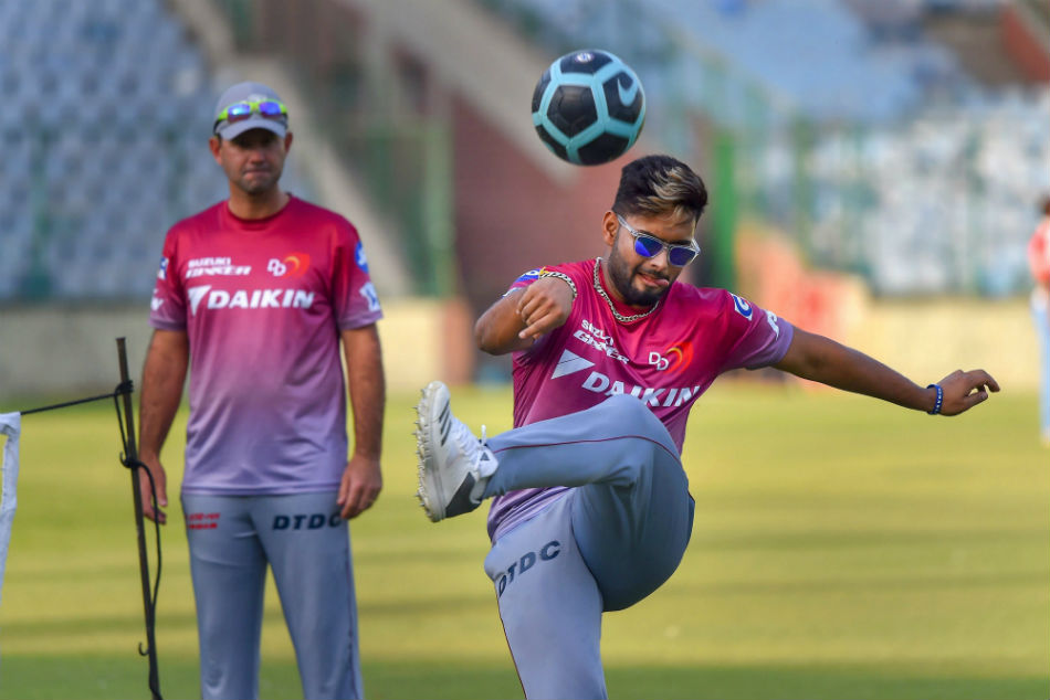 Backing Talented Players Like Rishabh Has Worked For Us Ponting